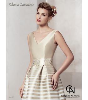 Vestido de fiesta Paloma Camacho