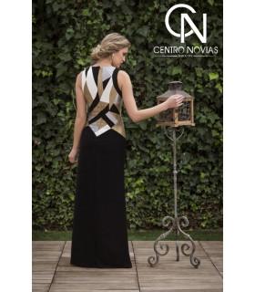 Vestido de fiesta Nuribel