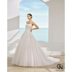 Vestido de novia PINCEL - Adriana Alier