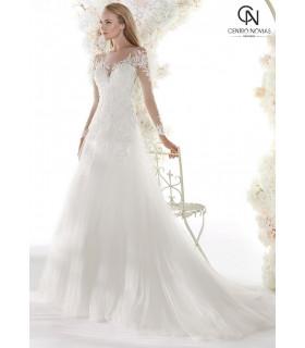 Vestido de novia COA2039 - Nicole