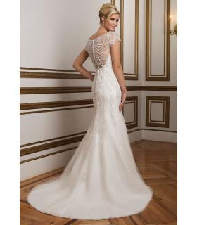 Vestido de novia 846 - Justin Alexander