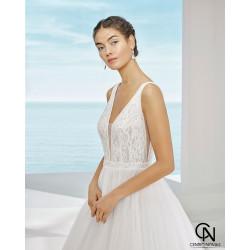 Vestido de novia PINK - Adriana Alier