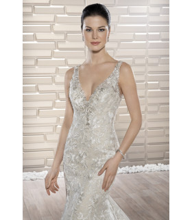 Vestido de novia 669 - Demetrios