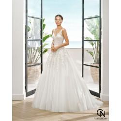 Vestido de novia PINTER - Adriana Alier