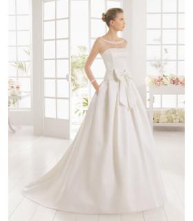 Vestido de novia MICAELA - Aire Bacelona