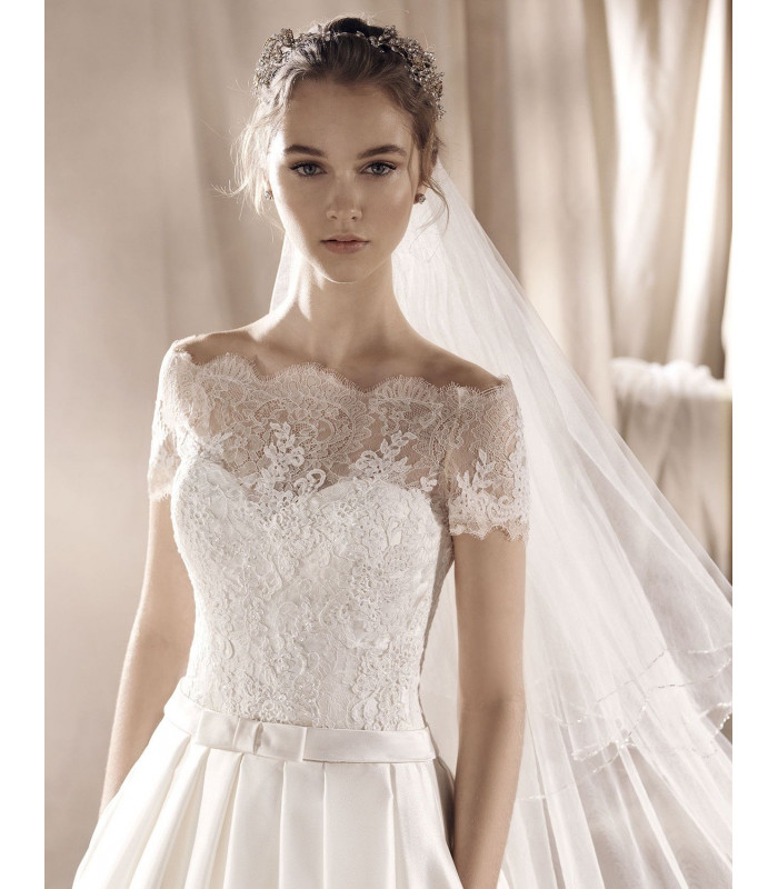Vestido de novia SAMI - White One
