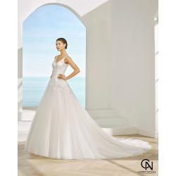 Vestido de novia PISTO - Adriana Alier