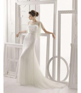 Vestido de novia ONEIDA - Aire Barcelona