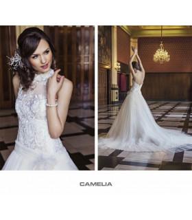 Vestido de novia CAMELIA - Josefina Huertas