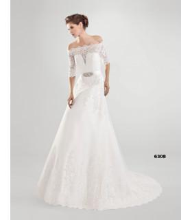 Vestido de novia 6308 - Lugo Novias
