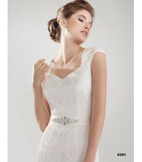 Vestido de novia 6301 - Lugo Novias