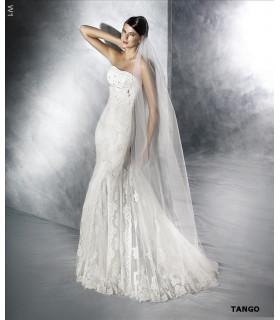 Vestido de novia TANGO -White One