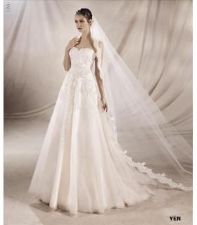 Vestido de novia YEN -White One