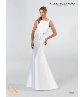 Vestido de novia 92005