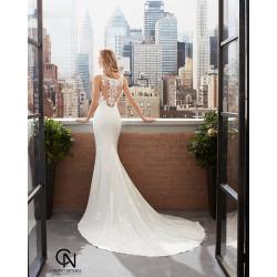 Vestido de novia LANA - Luna Novias