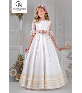 Vestido de comunión - 07732
