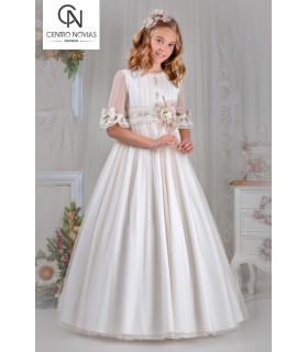 Vestido de comunión - 07724