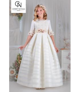 Vestido de comunión - 07735