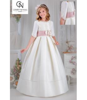 Vestido de comunión - 07737