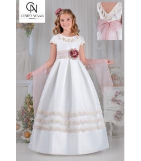 Vestido de comunión - 07726