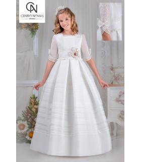 Vestido de comunión - 07736