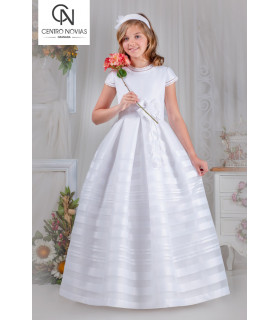 Vestido de comunión - 07727