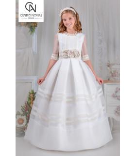 Vestido de comunión - 07729