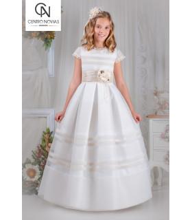Vestido de comunión - 07728