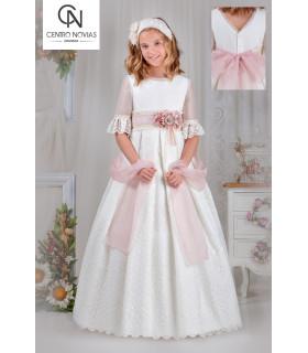 Vestido de comunión - 07730