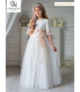 Vestido de comunión - 07686