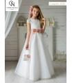 Vestido de comunión - 07688