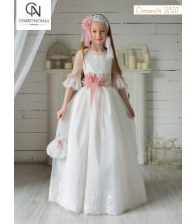 Vestido de comunión - 07689