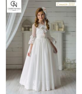 Vestido de comunión - 07690