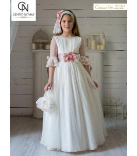 Vestido de comunión - 07692