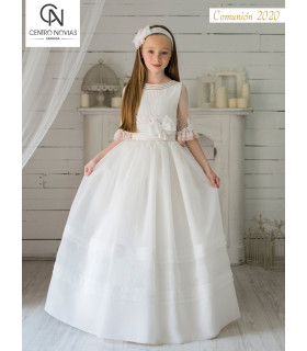 Vestido de comunión - 07693