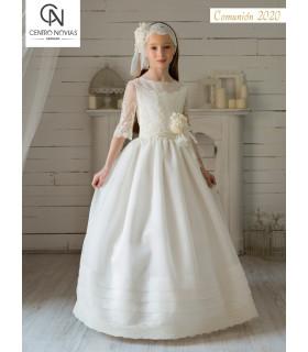 Vestido de comunión - 07694