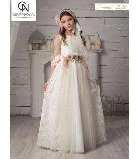 Vestido de comunión - 07695