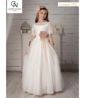 Vestido de comunión - 07696