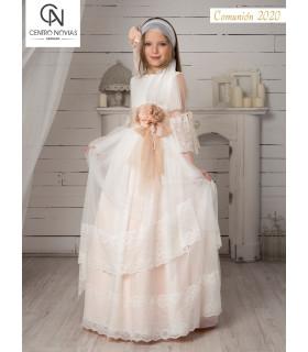 Vestido de comunión - 07698