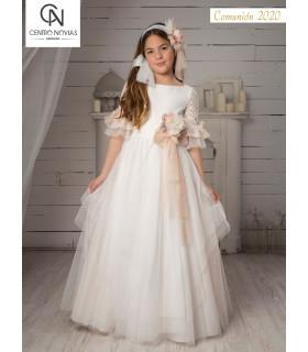 Vestido de comunión - 07699