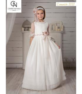 Vestido de comunión - 07700