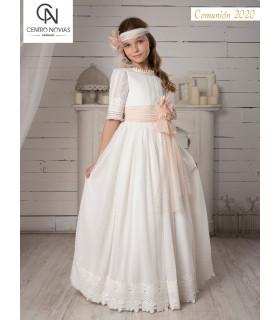 Vestido de comunión - 07701