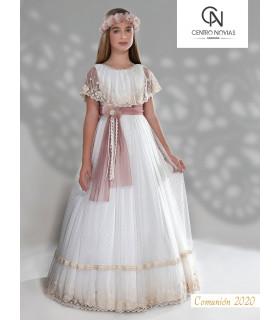 Vestido de comunión - 07844