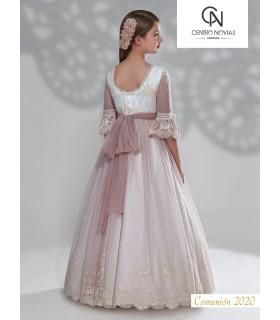 Vestido de comunión - 07845