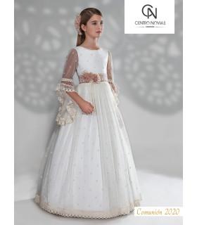 Vestido de comunión - 07846