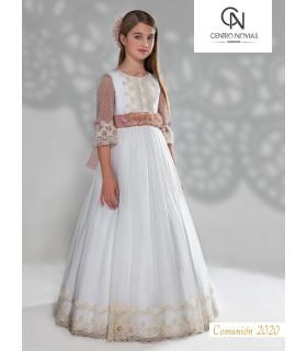 Vestido de comunión - 07849