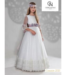 Vestido de comunión - 07853