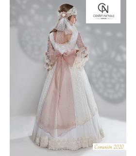 Vestido de comunión - 07850