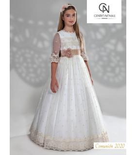 Vestido de comunión - 07852