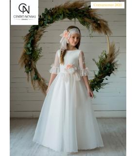 Vestido de comunión - 07739